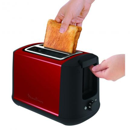 GRILLE PAIN SUBITO SELECT  TOASTER 2F ROUGE