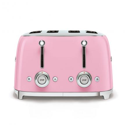 Toaster 4 tranches - 4 fentes