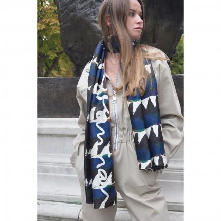 Foulard RAW-AND-ROCK